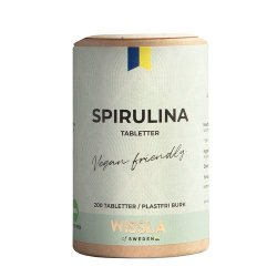 Spirulina wissla of sweden