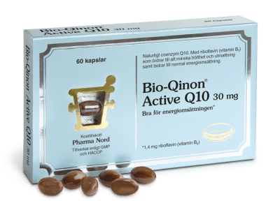 Bio-Qinon Active 30 mg - 60 st