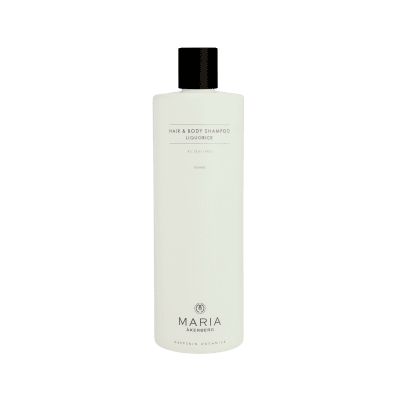 Hair & Body Shampoo Liquorice 500ml