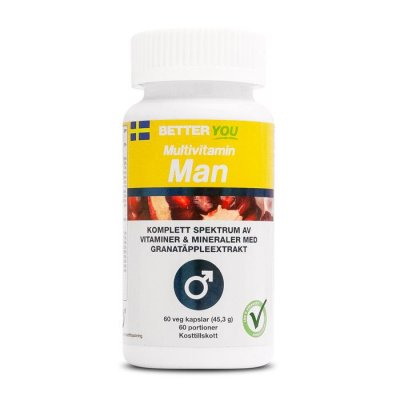 Multivitamin Man - 60 kap